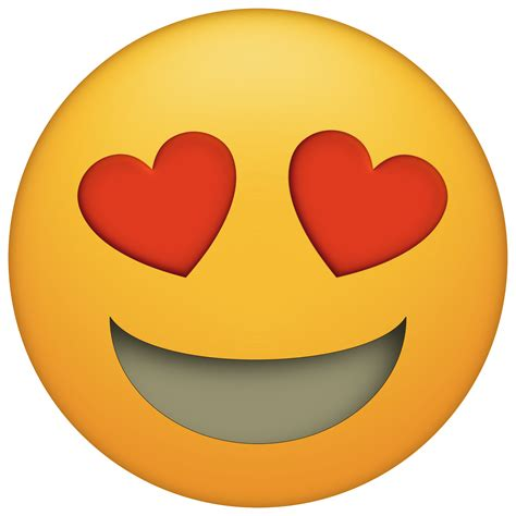 emoji love png transparent heart eyes emoji www pixshark com images