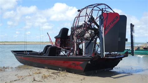 fan boat for sale panther airboats