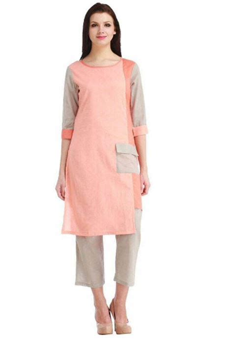 boat neck dress kurti plain boat neck kurti with pocket