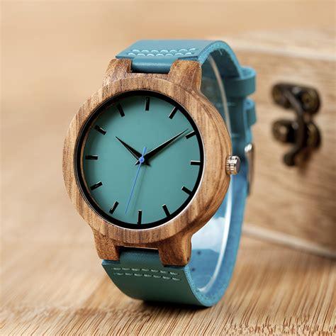 Kotak Jam Tangan Kayu By Desolshop bobo bird jam tangan kayu pria wc28 blue