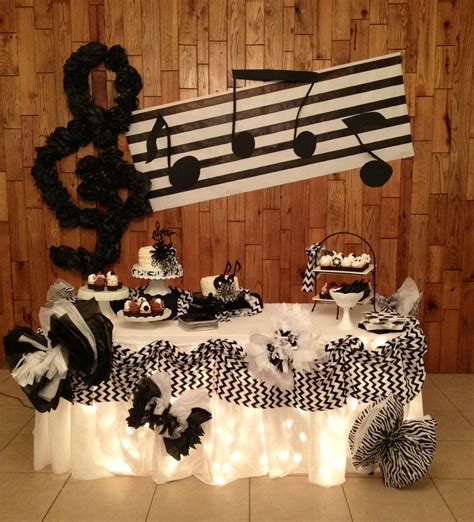 music themes for parties music themed party pop star birthday party pinterest