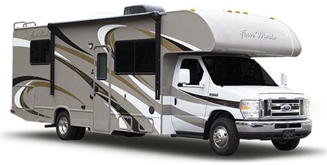 four winds motor home class c rv sales 19 floorplans what s the difference between motorhomes ask dave taylor