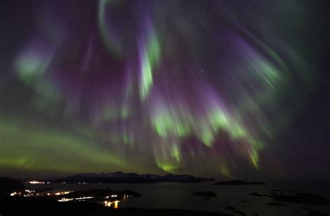 northern lights sun l midnight sun and white nights northern lights and white