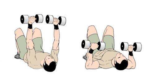 kettlebell dumbbell floor press exercise one arm