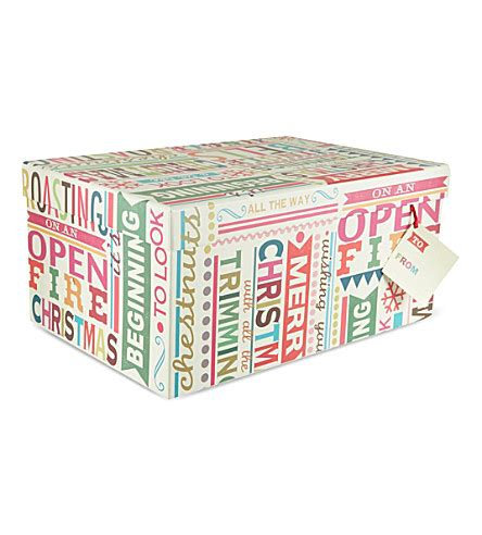 penny kennedy extra large christmas gift box