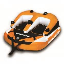 sea doo boat tubes sea doo 6 person aqua lounge watersports gear jsw