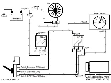 flex a lite fan controller wiring diagram flex a lite controller wiring diagram flex a lite variable
