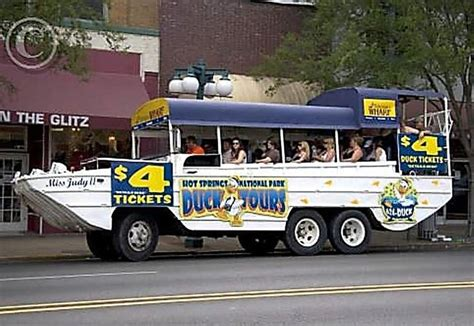 duck boat hot springs arkansas pin by rhonda wood on my home town hot springs ar pinterest
