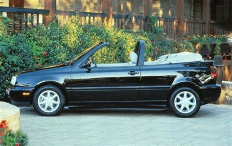 blue book used cars values 1996 volkswagen cabriolet navigation system 1997 volkswagen cabrio warning reviews top 10 problems