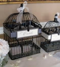 2 antique vintage bird cages wedding decor by rachelann1985