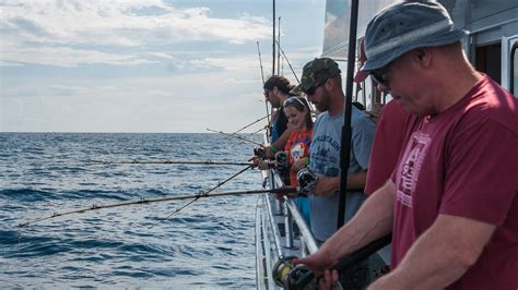 private fishing boat captain salary private fishing charters miss hatteras cap n clam