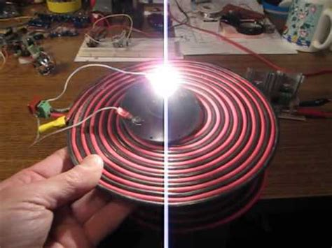 inductive coupling coil design bifilar pancakes inductive coupling