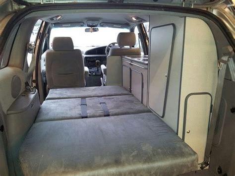 convert chrysler voyager camper  matkabuss minivan