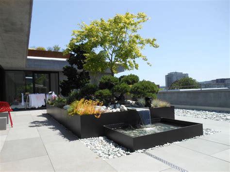 moderne terrassengestaltung terrassengestaltung alles aus einer bacher garten