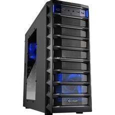 Casing Sharkoon Dg7000 Blue Atx sharkoon rex8 value edition tower geh 228 use schwarz window