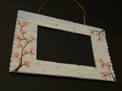 craft picture frames for stick crafts fiona s creative corner photo