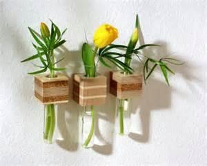 reagenzglas vase basteln blumenvase aus reagenzglas basteln expli anleitung zum