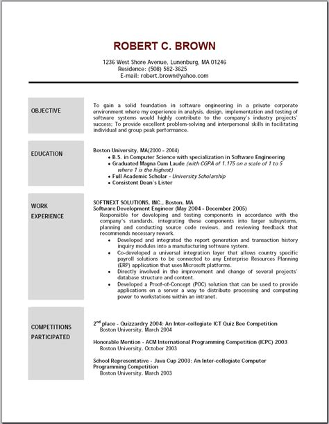 career objective of a banker awesome and beautiful sle objective for resume 9 sle
