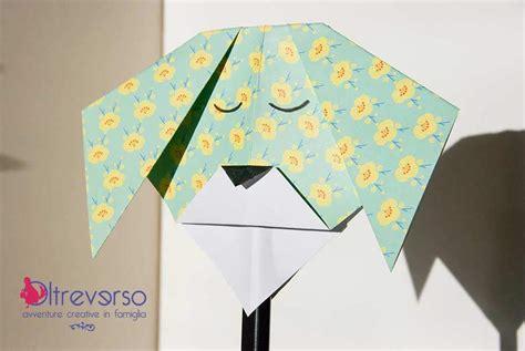 tutorial origami per bambini costumi di carnevale fai da te per bambini con tutorial