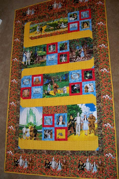 Wizard Of Oz Quilt Pattern by Wizard Of Oz Gorram Quilts