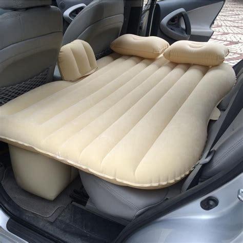 car seat car  seat inflatable air mattress bed high