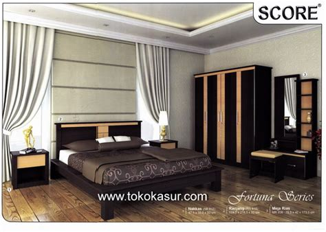 Kasur Fortuna Kredit Kamar Set Kredit Lemari Promo Cicilan Bedroom Set