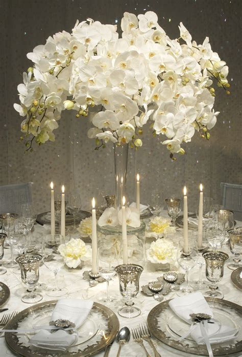 all white wedding centerpieces l wedding centerpieces elana walker presents the
