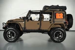 starwood motors awesome jeep wrangler nomad