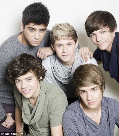 one direction x x factor 2010 one direction set their sights on rebecca