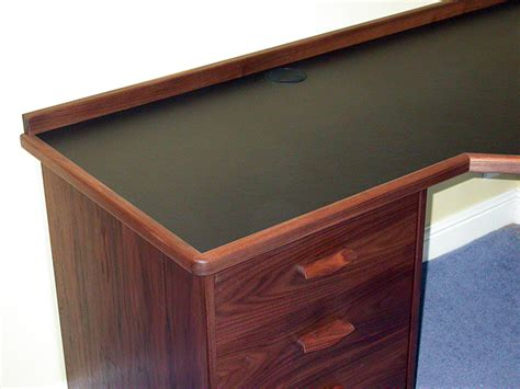 Walnut Corner Desk Desks Archives David Armstrong Furniture