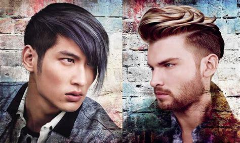 tendencias 2016 en peluqueria corte y color youtube 191 qu 233 cortes y peinados para hombre marcar 225 n tendencia en