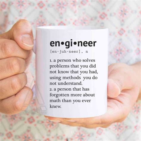 gifts for engineers engineer mug engineer graduation gift