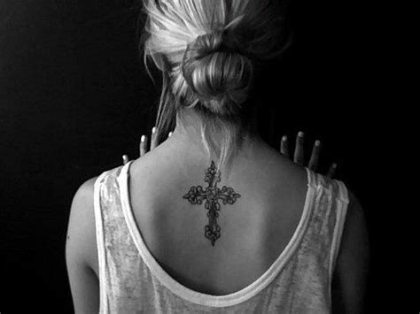 fancy cross tattoo 25 amazing cross tattoos me now