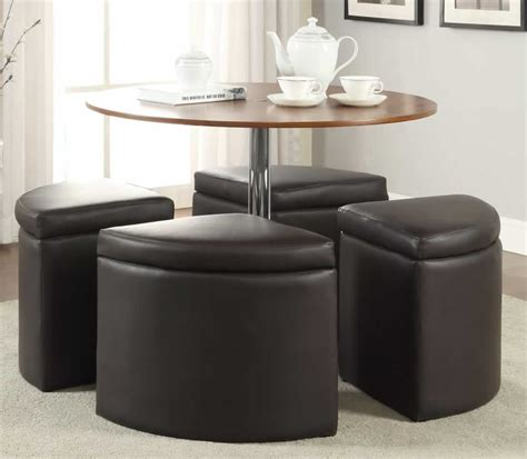 Coffee Table With Stools Underneath Coffee Table With Stools Underneath Home Design Ideas