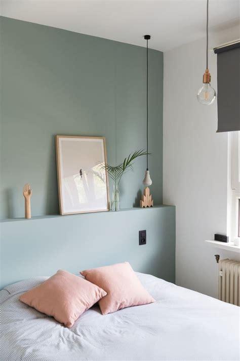 parete verde da letto parete verde salvia da letto ideagroup