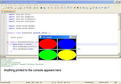 java applet test java notepad editor 爱程序网