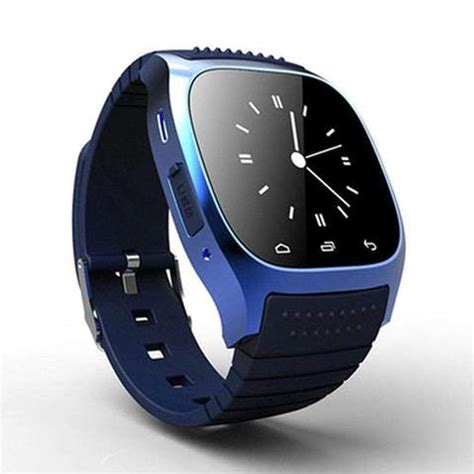 Jam Tangan Smartwatch Tipe M26 s bluetooth smart for android ios marc philippe