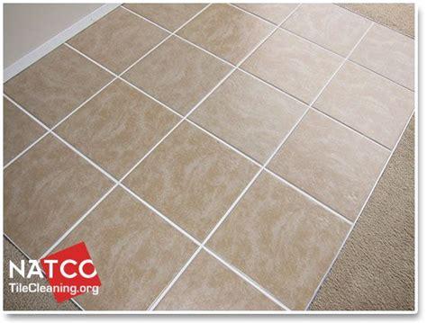 Vinegar Cleaning Tile Floors by 1000 Ideas About Cleaning Ceramic Tiles On
