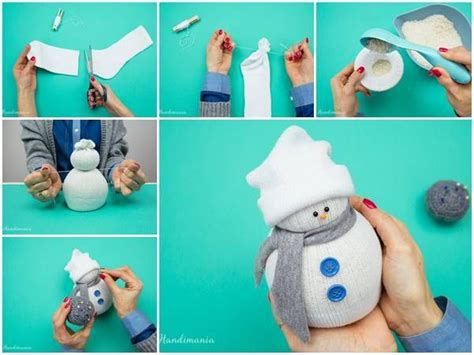 sock snowman directions no sew sock snowman pictures photos and images for