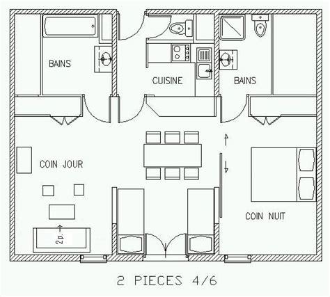 Incroyable Salle De Douche Dans Chambre #8: 2piecesplan6.jpg