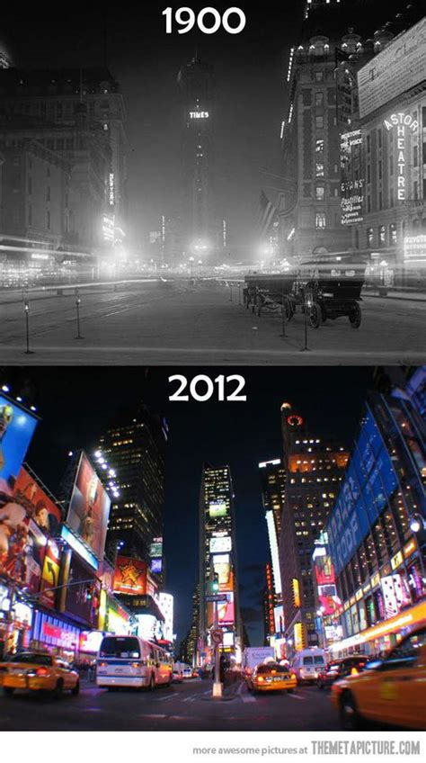 new york then and 1607105799 times square before and after then and now new york and buckets