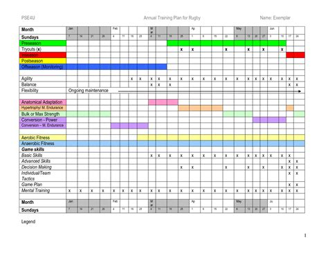 new p90x workout schedule in excel format free honest workout