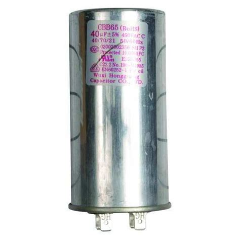 fan capacitor for ac unit frigidaire air conditioner capacitor unit 5304475736 zoro
