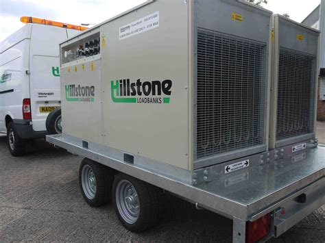 bank trailer load banks ac 10kw to 1200kw