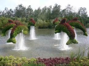 Buy Topiary Frames - topiary china 2008 beijing olympic gardens topiaries