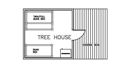 tree house floor plan tree house lodging lake barkley cabin rental kentucky