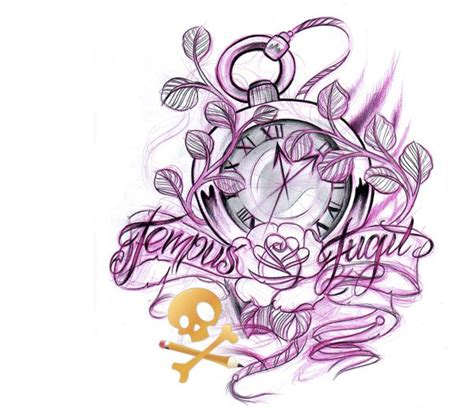 timeless clock and roses sleeve 42 best timeless drawings images on