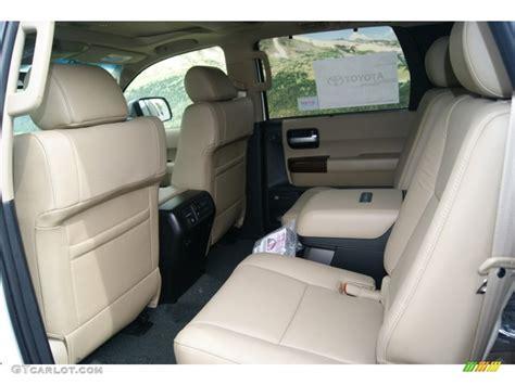 Toyota Sequoia Interior Colors by 2012 Toyota Sequoia Platinum 4wd Interior Photo 53970280
