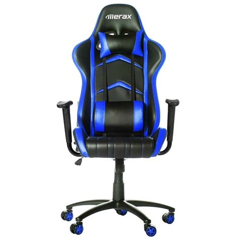 swivel gaming chair merax racing style pu leather office chair 180 degree back adjustment swivel computer gaming
