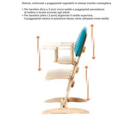 seggiolone diventa sedia seduta ergonomica neck baby per la postura dei tuoi